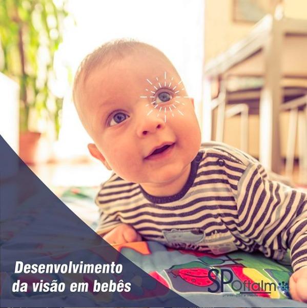 Desenvolvimento da Visão em Bebês