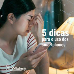 5 dicas para uso dos smartphones