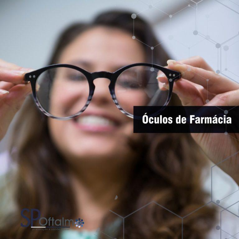 Óculos de Farmácia